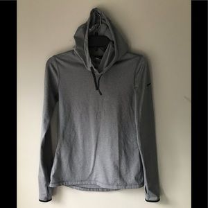 Nike Pro Drifit hoodie Sz Medium